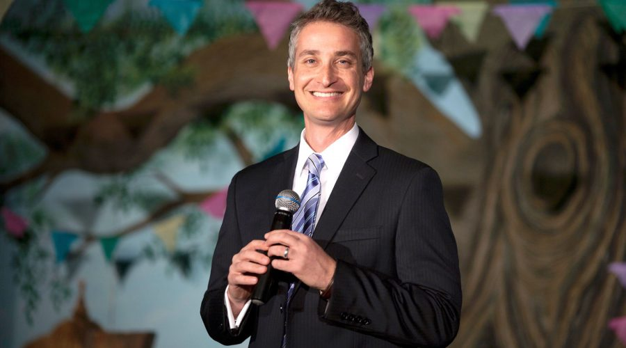 Motivational  Speaker Scott Greenberg Speaking Engagements Near Portland