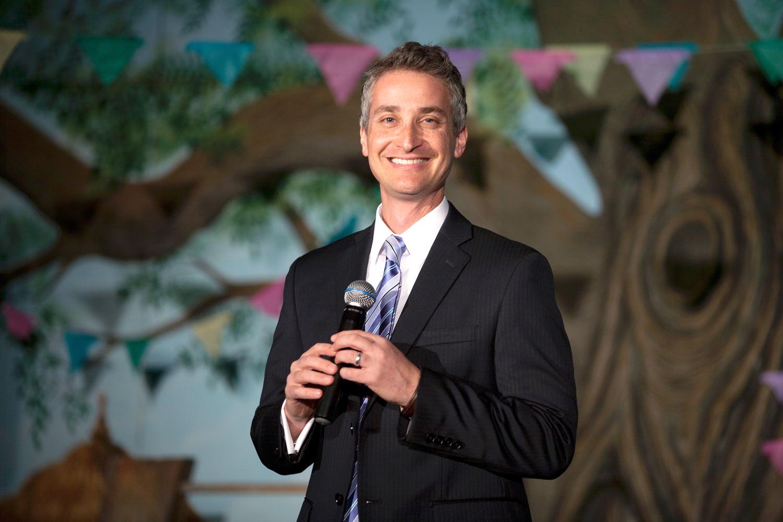 Motivational  Speaker Scott Greenberg Speaking Engagements Near Portland