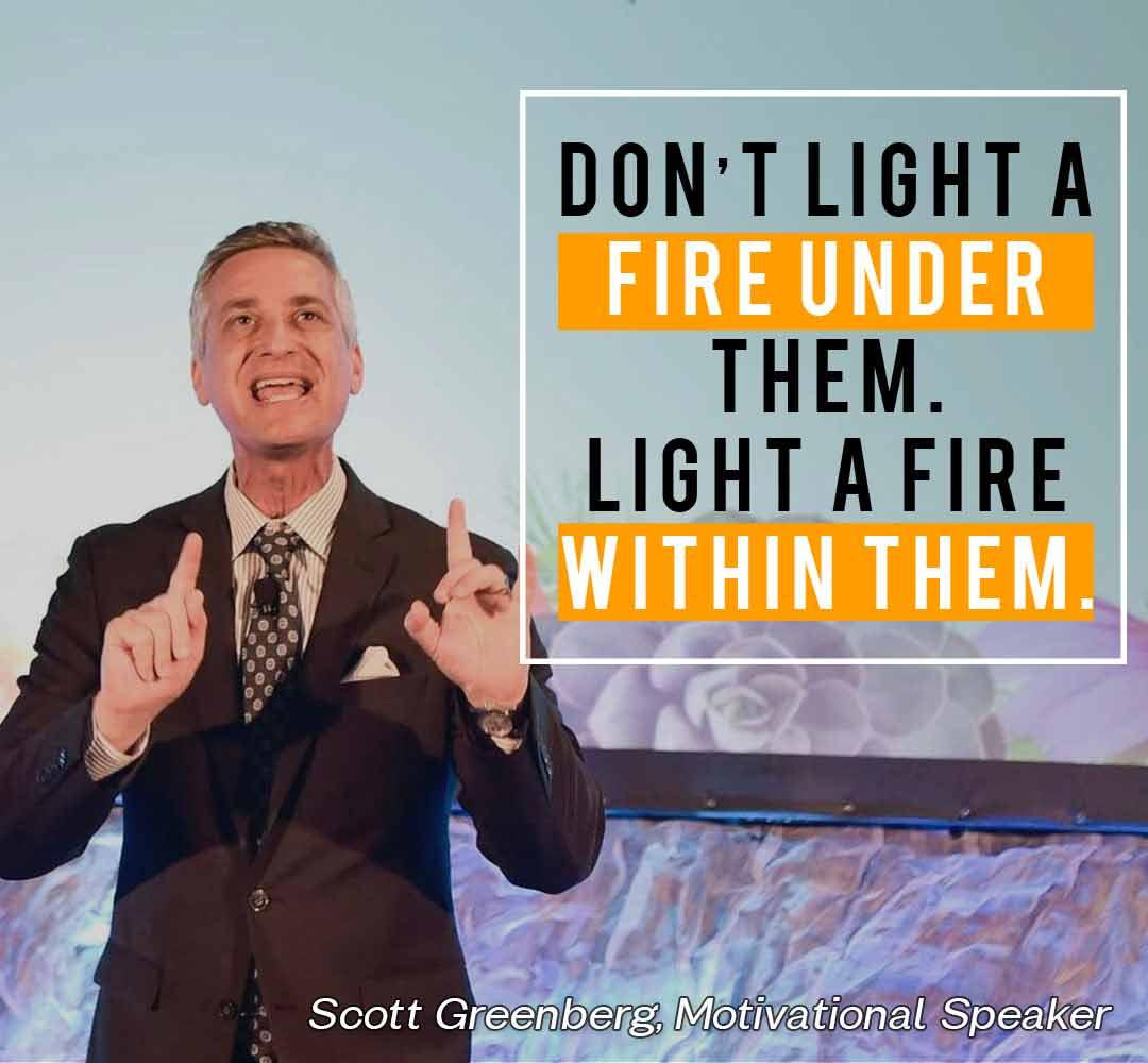 scott greenberg motivational speaker